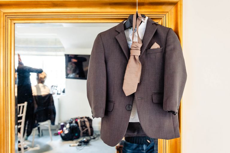 Little boy's suit