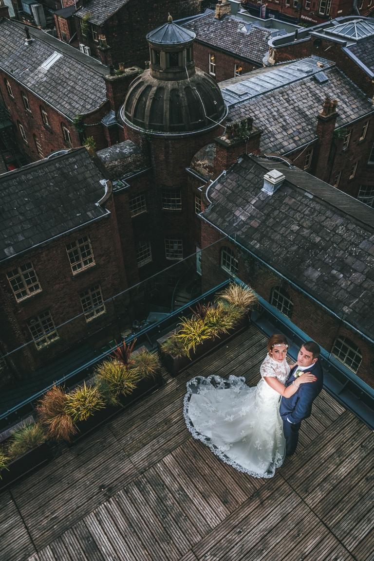 Hope street Hotel Wedding Photographer