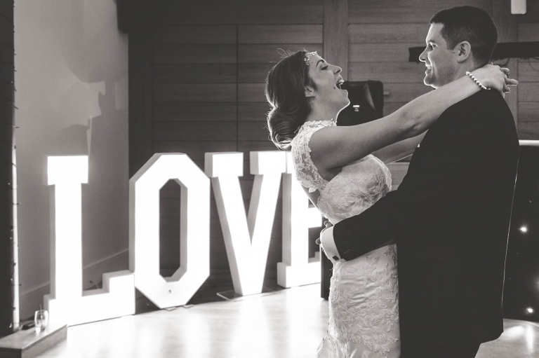 Wedding at Hope Street Hotel