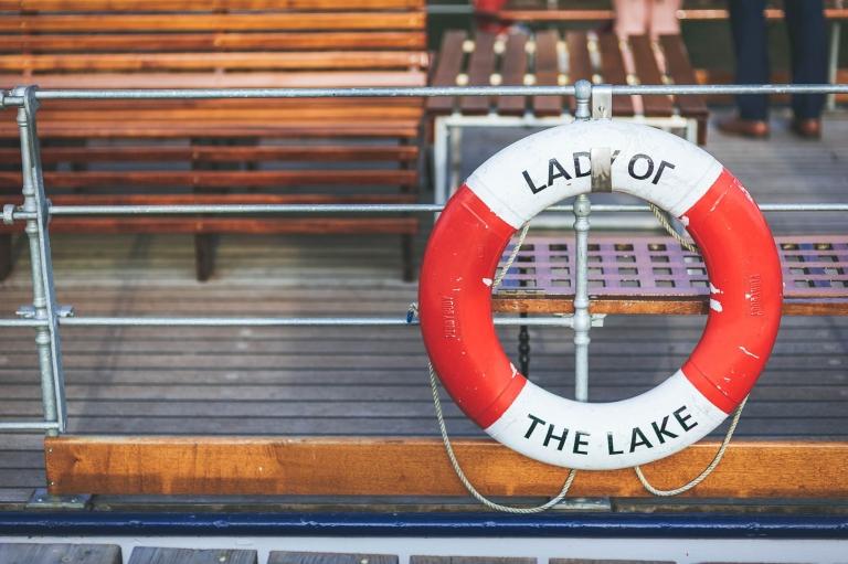 Boat lifebouy