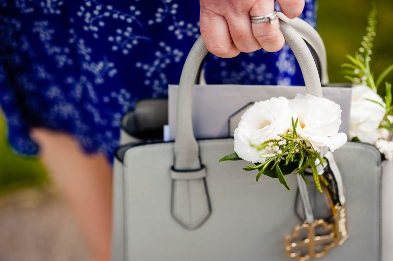 Mother of the grooms bag