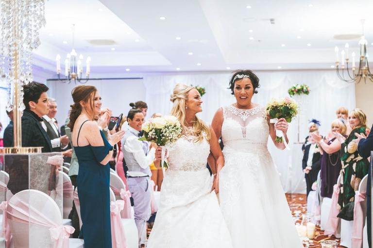 Liverpool same sex wedding photographer
