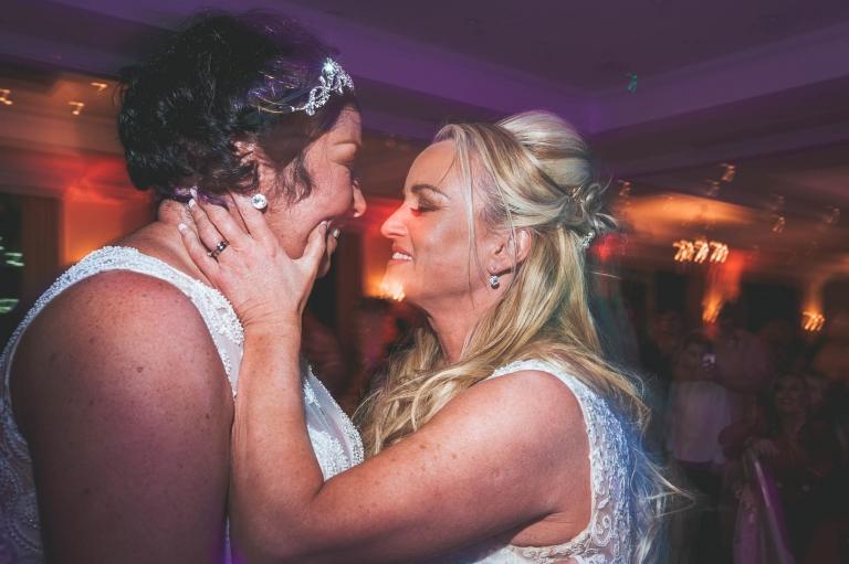 same sex couple first dance