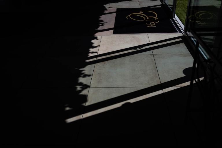 Shankly hotel rooftop terrace doorway