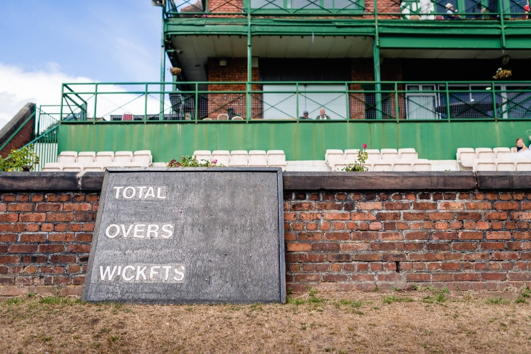 Cricket score board