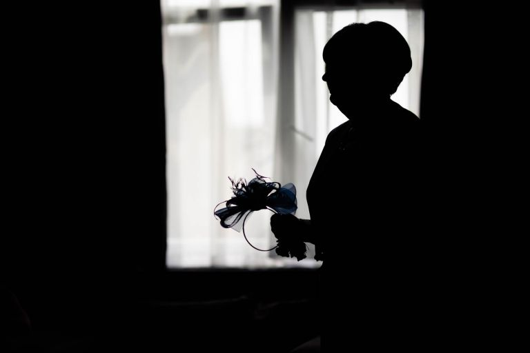 Mother of the bride silhouette