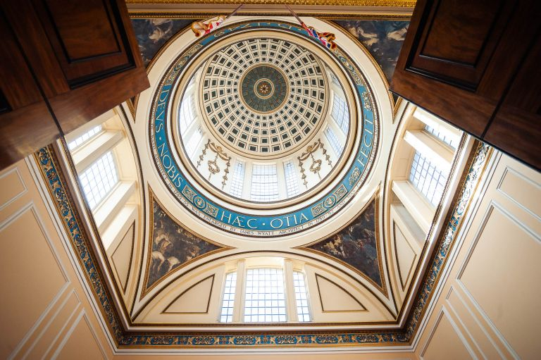 Liverpool  Town Hall dome