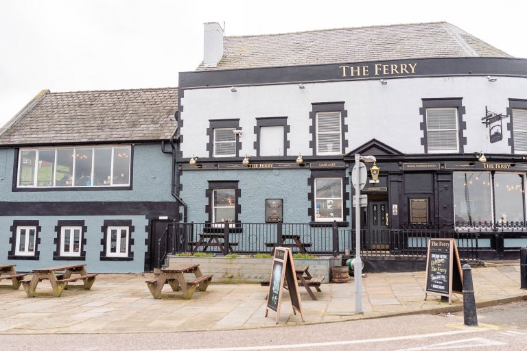 The Ferry pub